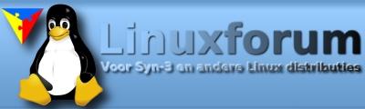 Linux en Syn-3 Forum